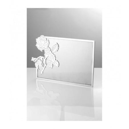 Zdjęcie na porcelanie papirus czarno-biały