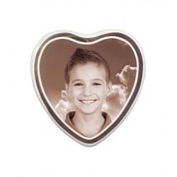 Zdjęcie nagrobkowe serce...